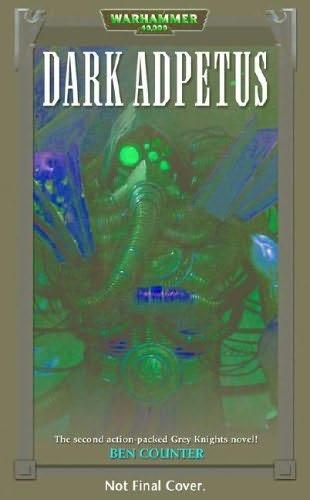 book cover of Dark Adeptus