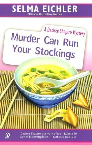 book cover of Murder Can Run Your Stockings