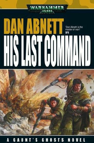 book cover of His Last Command