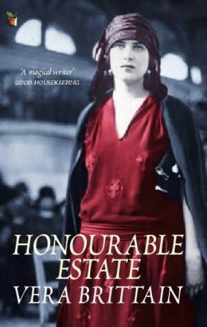book cover of Honourable Estate
