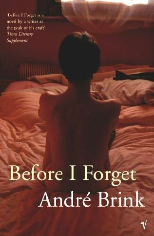 book cover of Before I Forget