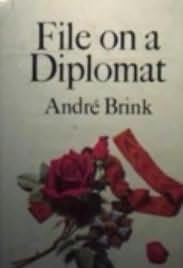 book cover of File On a Diplomat