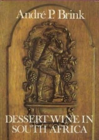 book cover of Dessert Wine in South Africa