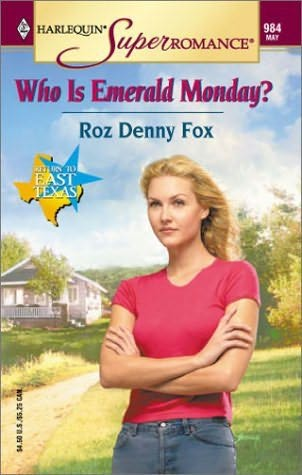 book cover of Who Is Emerald Monday?