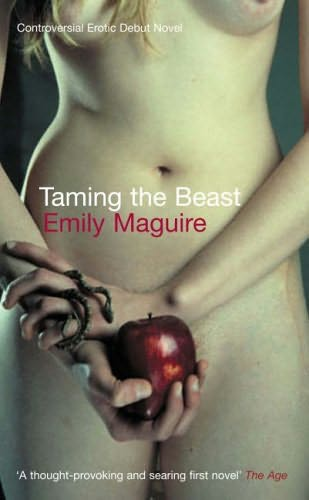 book cover of Taming the Beast by Emily Maguire