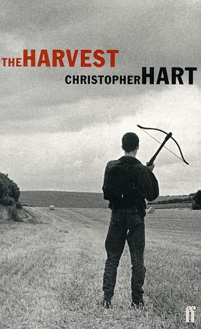 book cover of The Harvest