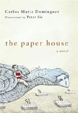 book cover of The Paper House
