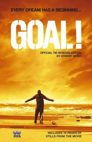 book cover of Goal!