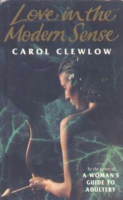 book cover of Love in the Modern Sense