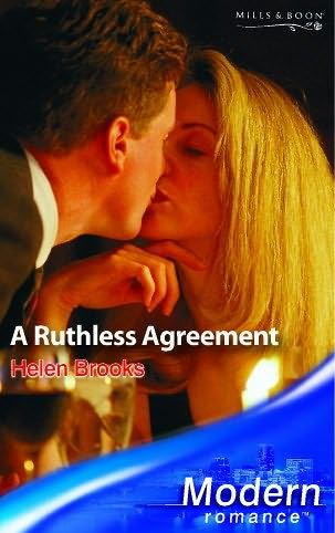 book cover of A Ruthless Agreement