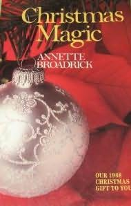 book cover of Christmas Magic