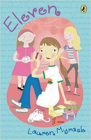 book cover of Eleven