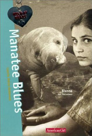 book cover of Manatee Blues