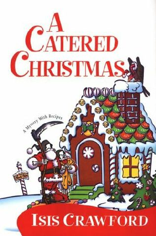 book cover of A Catered Christmas