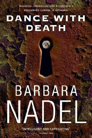 book cover of Dance With Death
