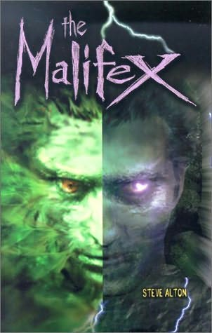 book cover of The Malifex