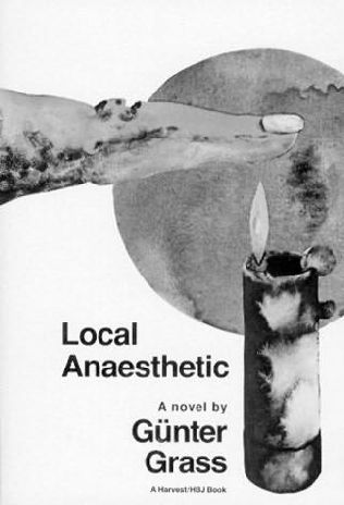 book cover of Local Anaesthetic