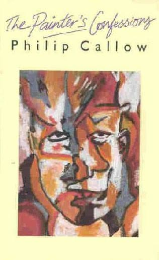book cover of The Painter\'s Confession