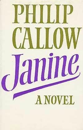 book cover of Janine