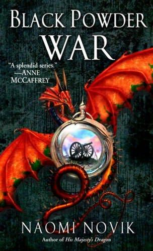 book cover of Black Powder War