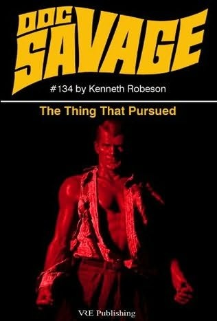 book cover of The Thing That Pursued