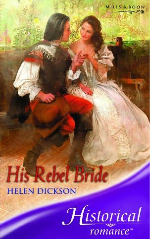 book cover of His Rebel Bride