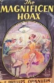 book cover of The Magnificent Hoax