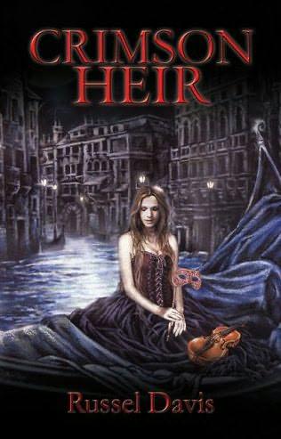 book cover of Crimson Heir