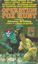 book cover of Operation Fox Hunt
