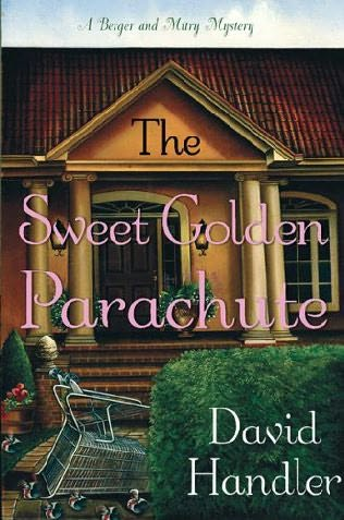 book cover of The Sweet Golden Parachute