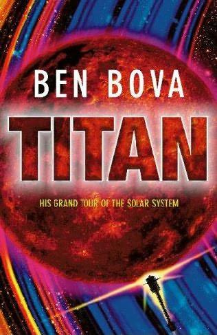 book cover of Titan