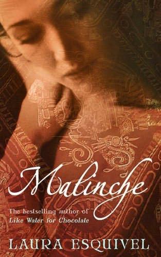 book cover of Malinche