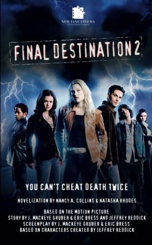 book cover of Final Destination II: The Movie