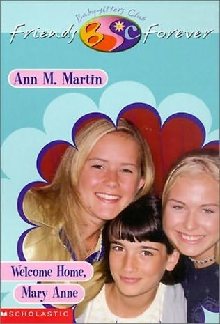 book cover of Welcome Home, Mary Anne