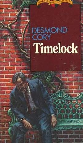 book cover of Timelock