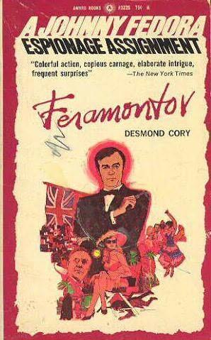 book cover of Feramontov