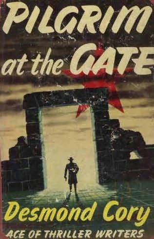 book cover of Pilgrim At the Gate