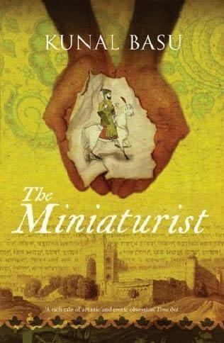 book cover of The Miniaturist