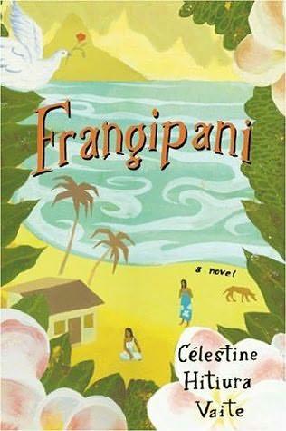 book cover of Frangipani