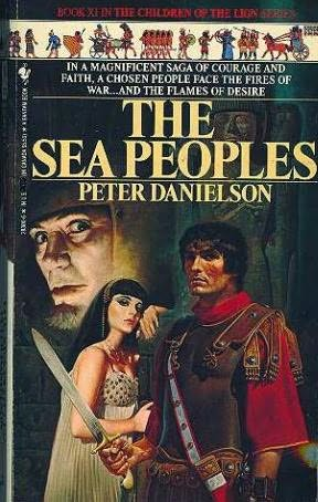 book cover of The Sea Peoples