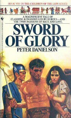 book cover of Sword of Glory