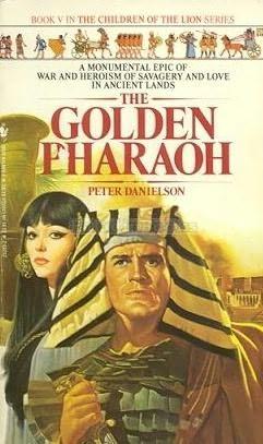 book cover of The Golden Pharaoh