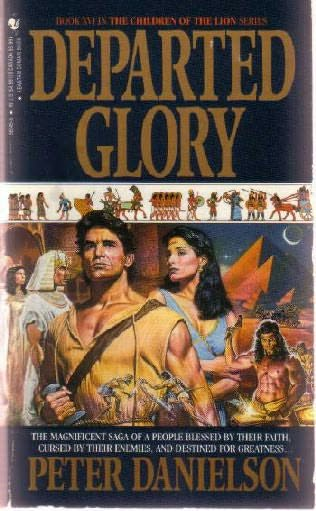 book cover of Departed Glory