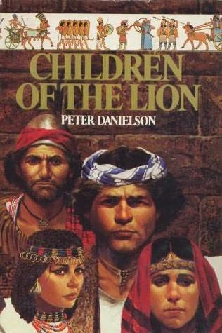 book cover of Children of the Lion
