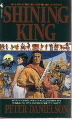 book cover of The Shining King