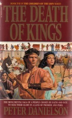 book cover of The Death of Kings
