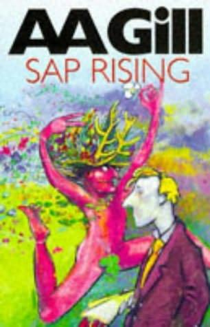 book cover of Sap Rising