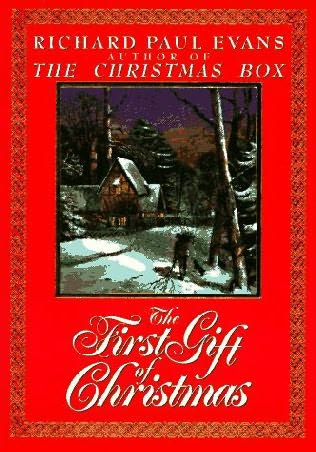 book cover of The First Gift of Christmas