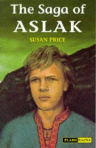 book cover of The Saga of Aslak