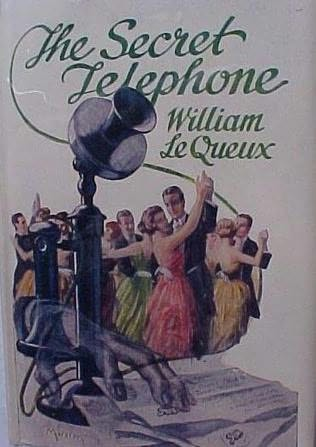 book cover of The Secret Telephone